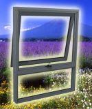 アルミニウムフレームのガラス畏Windowsか上のハングさせたWindows