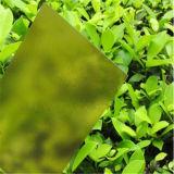 Крытый замороженный перегородкой лист поликарбоната