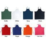 Commerce de gros plaine de coton tablier classique avec des couleurs différentes (AP835W)