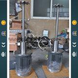 Mezcladores industriales de acero inoxidable