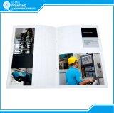 Stampa commerciale dell'opuscolo di colore completo di buoni prezzi