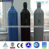 Cilindro ad alta pressione dell'azoto di Steeel