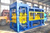 Bloco concreto hidráulico automático do tijolo Qt8-15 que faz a máquina