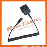 De op zwaar werk berekende Verre Microfoon van de Spreker voor Sepura STP8000/STP9000