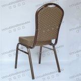 Cadeira de alumínio Yc-B60 do banquete da tela do hotel