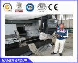 旋盤機械に通すQK1332 CNCの管