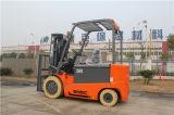 Equipo de dirección del almacén 3500kgs Forklifter eléctrico