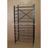 11 couches Heady devoir porte métallique tapis étagère d'affichage (PHY3019)