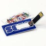 Супер миниая ручка USB визитной карточки USB 2.0 карточки Keyring