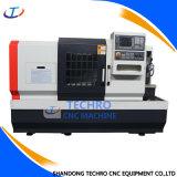 Petit tour CNC, modèle horizontal CNC Lathe, Horizontal CNC Lathe (TCK6350)
