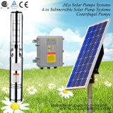 bomba de água solar submergível 300W-1500W da C.C. 4inch