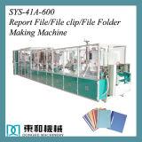 Máquina de hacer la carpeta de archivos