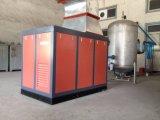 Energiesparende Schrauben-riemengetriebener Luftverdichter für Ölfeld