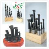 Оправки для расточки HSS кобальта стойки 8PCS/Set высокого качества 6mm деревянные