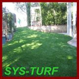 Quente-Vendendo a grama artificial do jardim com fio da C-Forma
