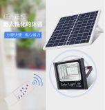 Foco LED panel solar de la seguridad Jardín de luz LED de pared de la ruta 196