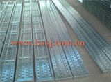 Rullo della plancia dell'impalcatura della scheda della camminata dell'armatura che forma il fornitore Singpore della macchina