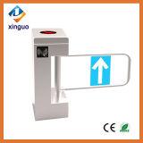 Porta automática da barreira do balanço do leitor de cartão para a entrada