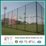 Rete fissa rivestita galvanizzata di /Frame della rete fissa di collegamento Chain della rete metallica del PVC