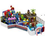 Спортивная площадка зоны игры крытая для малышей