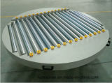 Транспортер поворачивая ролика 90 градусов, вращая транспортер ролика