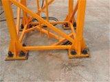 10t China Aufbau-Hersteller-Oberseite-Installationssatz-Turmkran-Preis