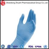 Bleu Noir Gants jetables, industriels et médicaux de qualité de l'examen en nitrile, des gants en nitrile pour contact alimentaire