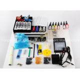 Kits de tatouage professionnels avec machines de tatouage Accessoires d'armes Accessoires d'alimentation
