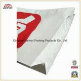 saco 25kg tecido Polypropylene para a alimentação de empacotamento