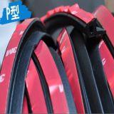 Vedantes de porta de borracha da borda da porta 3m com design profissional