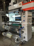 PLC Control High Speed ​​Dry Gluing Machine de stratification de film en plastique