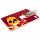 Torsion-Kartenname-Karte USB-Laufwerk-Zoll-Firmenzeichen