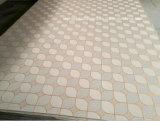 Gips-Decke Belüftung-Gesichts-und der Aluminiumfolie-Rückseiten-238/996 Muster