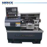 Machine horizontale de tour de commande numérique par ordinateur de bonne qualité pour le découpage Ck6132A en métal