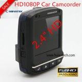 """Камера автомобиля HD1080p горячего сбывания 2.4 """" с Ntk96220; G-Датчик; WDR; Функция DVR-2401 ночного видения"""