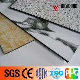 El panel plástico de aluminio vendedor caliente lustre casero moderno de la decoración del alto