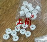Protezione di ceramica lustrata della steatite con il filetto della parte interna M5 o M6