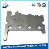 打つカスタム精密金属製造の鋼鉄部分を押す