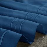 Insieme dello strato dell'assestamento di qualità del cotone egiziano del lenzuolo delle 1500 accumulazioni