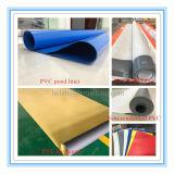 Pour les matériaux de construction de la membrane étanche en PVC PVC