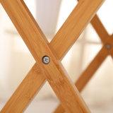 Бамбук Складной стол с регулировкой по высоте