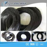 Le noir a recuit le fil obligatoire de fil de relation étroite de fer de la fabrication de la Chine