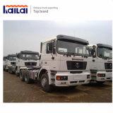 De Vrachtwagen van Truck&Tractor van de Aanhangwagen 420HP van Dlong F2000 van Shacman