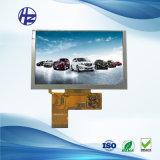5 de Vertoning/het Scherm van de Aanraking TFT Innolux LCD van de duim met Ili6122/Ili5960, Ka-TFT050ie002-T