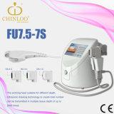 Remoção dos vincos Hifu Corpo Beleza Emagrecimento equipamentos (Fu4.5-7s)