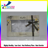 Style populaire Luxe Custom Bow Tie Gift Packaging Paper Box