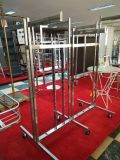 TVの床の網の鋼板の金属製造を保存しなさい
