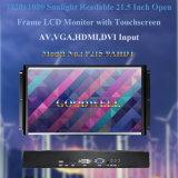 21,5 polegadas Monitor LCD de estrutura aberta
