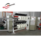 High Speed Paper Roll Horizontal EPC Slitting & Rewinding Machine