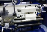 Mini torno do metal da máquina do torno (CJ0618)